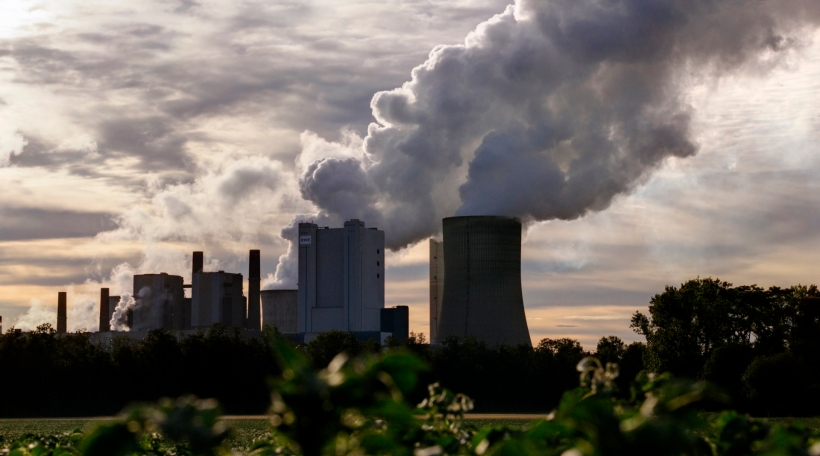 Kraaftwierk RWE Stroum Energie