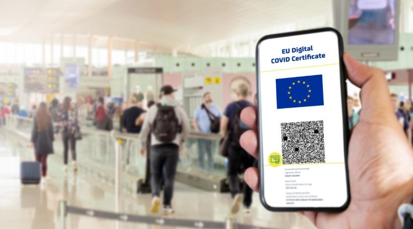 EU Impf Certifikat