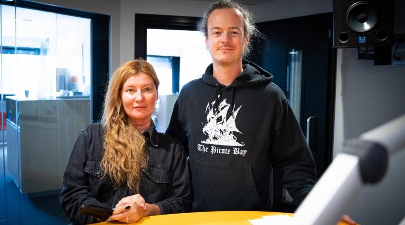 Karolina Markiewicz a Pascal Piron