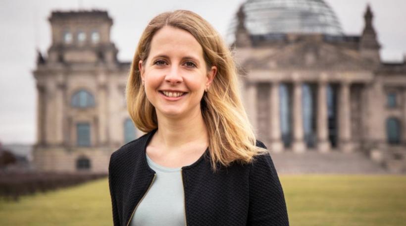 Verena Hubertz, SPD - (c) Annika Krüger