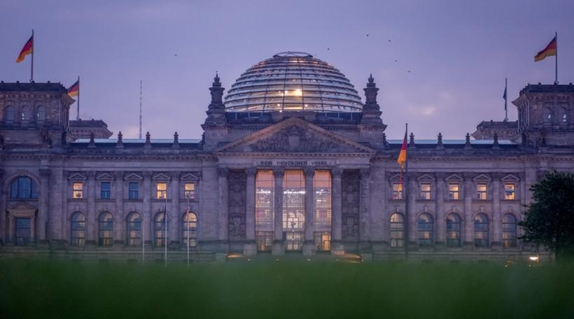Bundestagsgebai