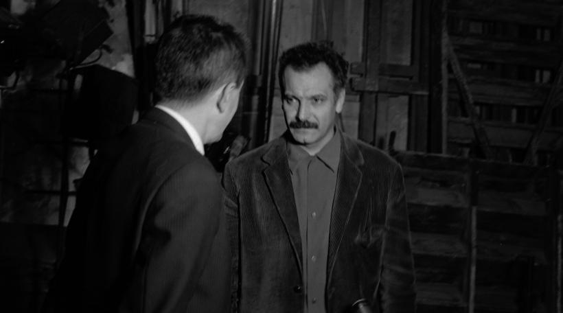 De Georges Brassens am Joer 1963